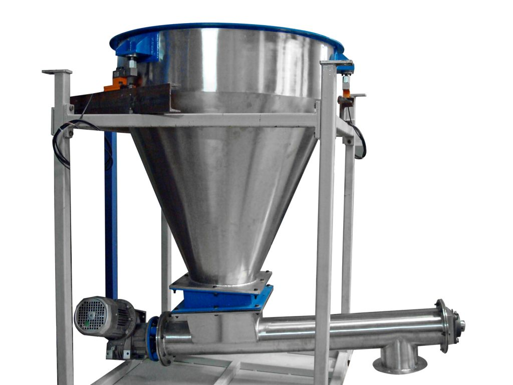 vibratory loss in weight feeder