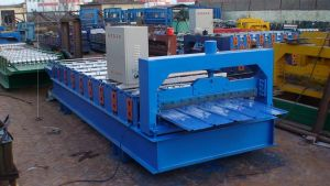 Roof Sheet Stacking Machine